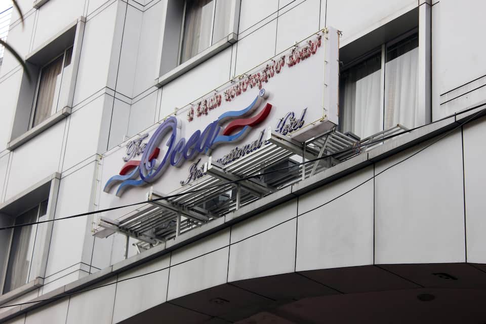 The Ocea International Hotel, Brigade Road, The Ocea International Hotel
