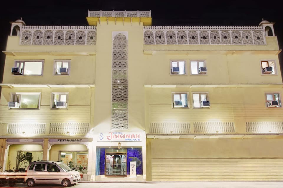 Hotel Jai Singh Palace by Expand, M.I.Road, Hotel Jai Singh Palace by Expand