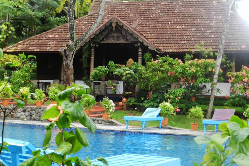 Somatheeram Ayurvedic Beach Resorts, Chowara, Somatheeram Ayurvedic Beach Resorts