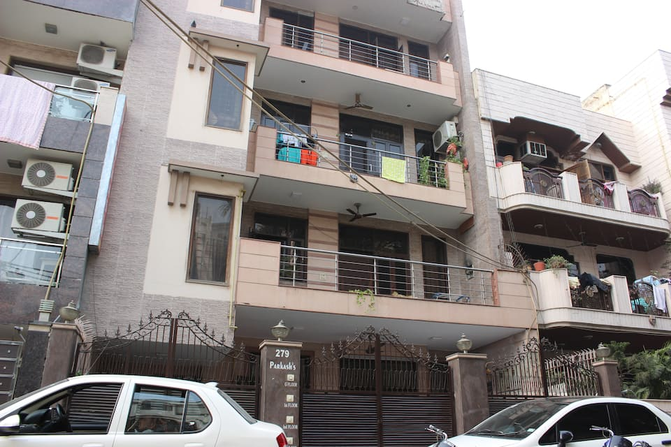 Parkash Bed & Breakfast, Paschim Vihar, Parkash Bed  Breakfast