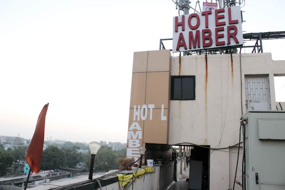 Hotel Amber, Station Road, Hotel Amber