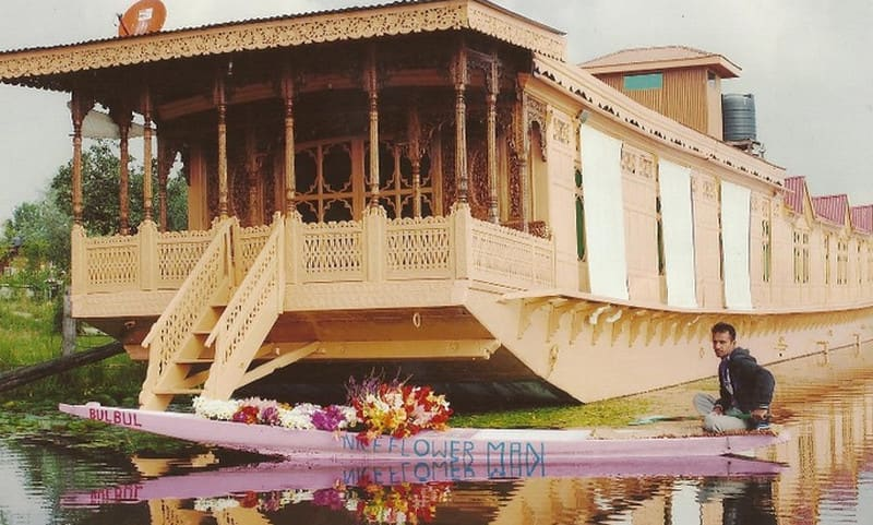 New Perfume Garden Group Of House Boat, Nagin Lake, New Perfume Garden Group Of House Boat