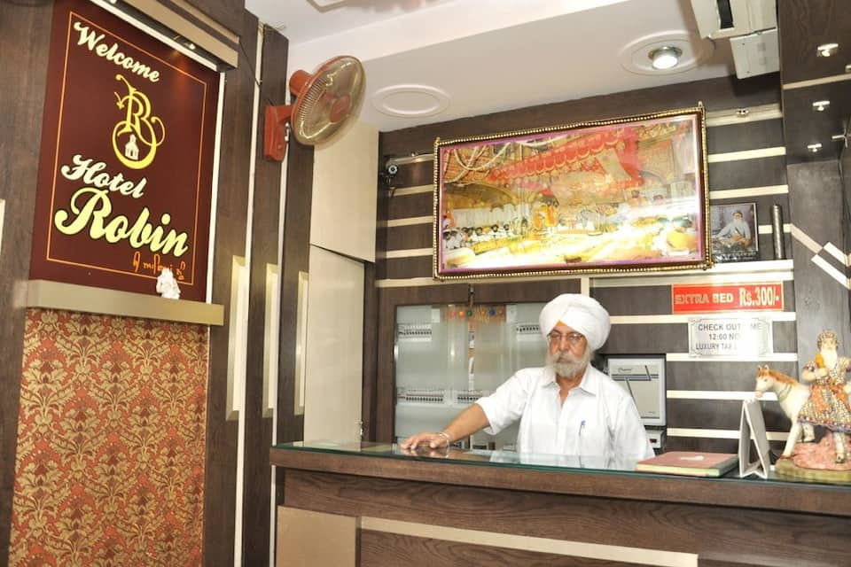 Hotel Robin, Near Golden Temple, Hotel Robin