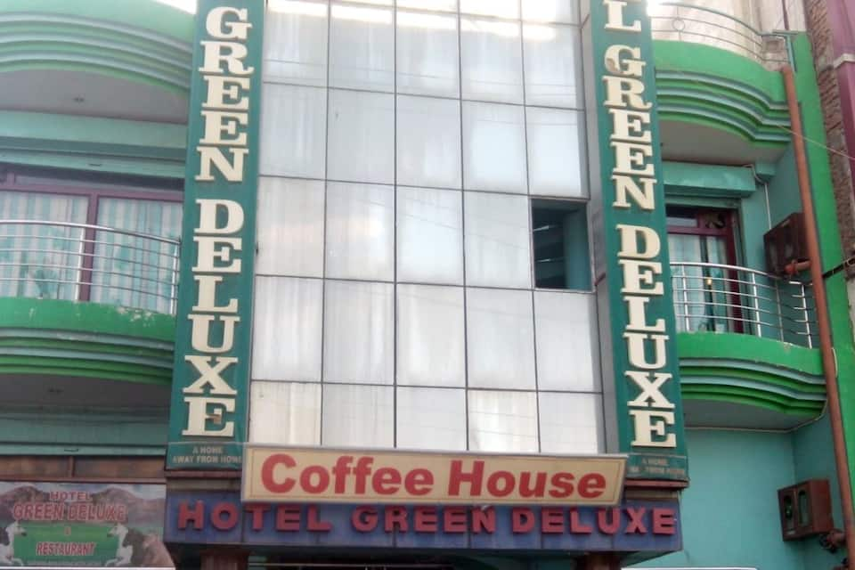 Hotel Green Deluxe, Sikandra, Hotel Green Deluxe
