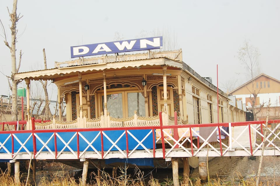 Dawn Group Of House Boats, Dal Lake, Dawn Group Of House Boats