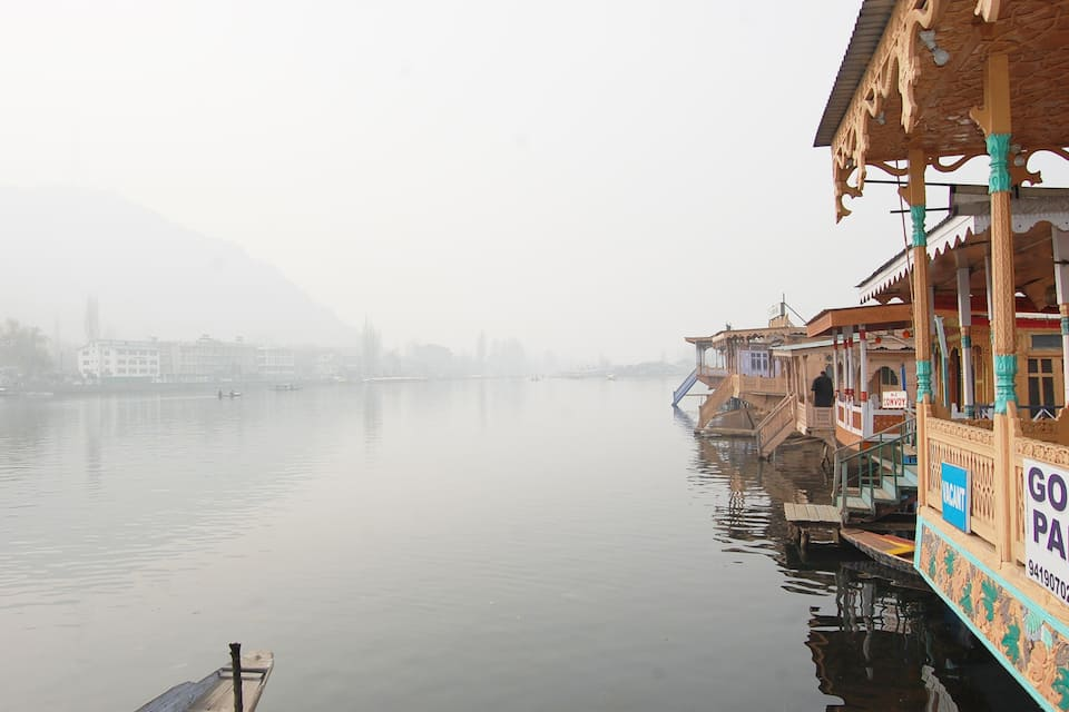 Golden Palace Houseboat, Dal Lake, Golden Palace Houseboat