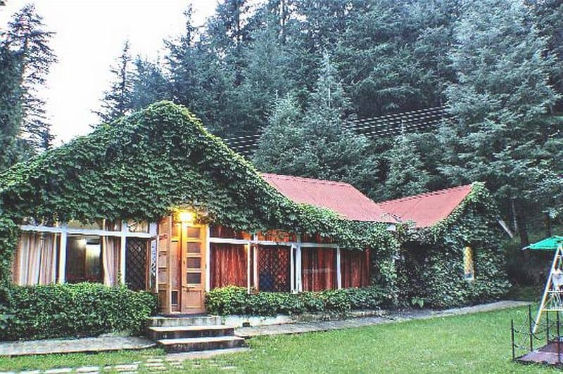 The Log Huts, Old Manali, The Log Huts