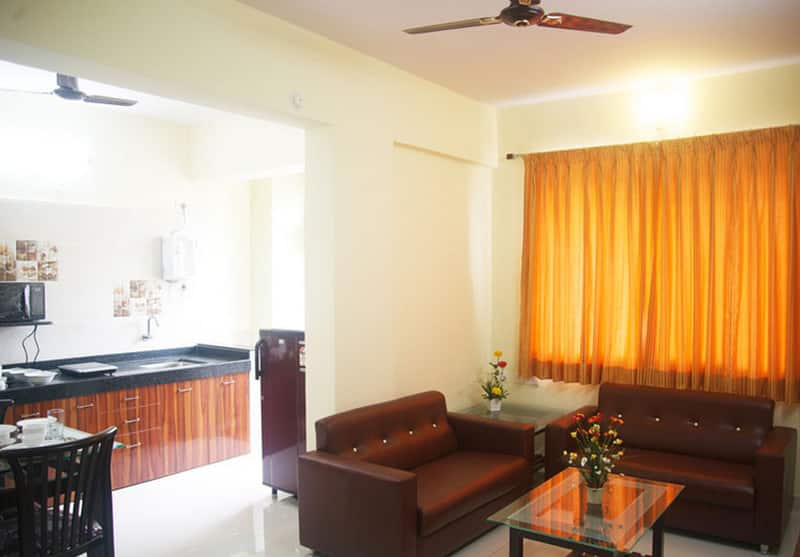 Park View Studios And Serviced Apartment, Hadapsar, Treebo Park View