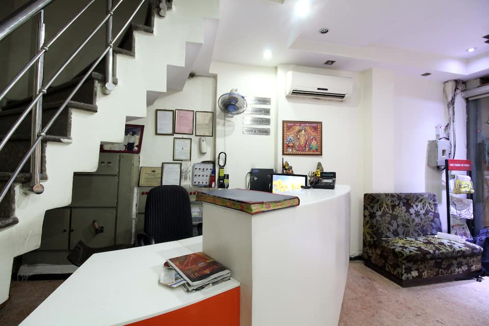 Hotel Shivish International, Paharganj, Hotel Shivish International
