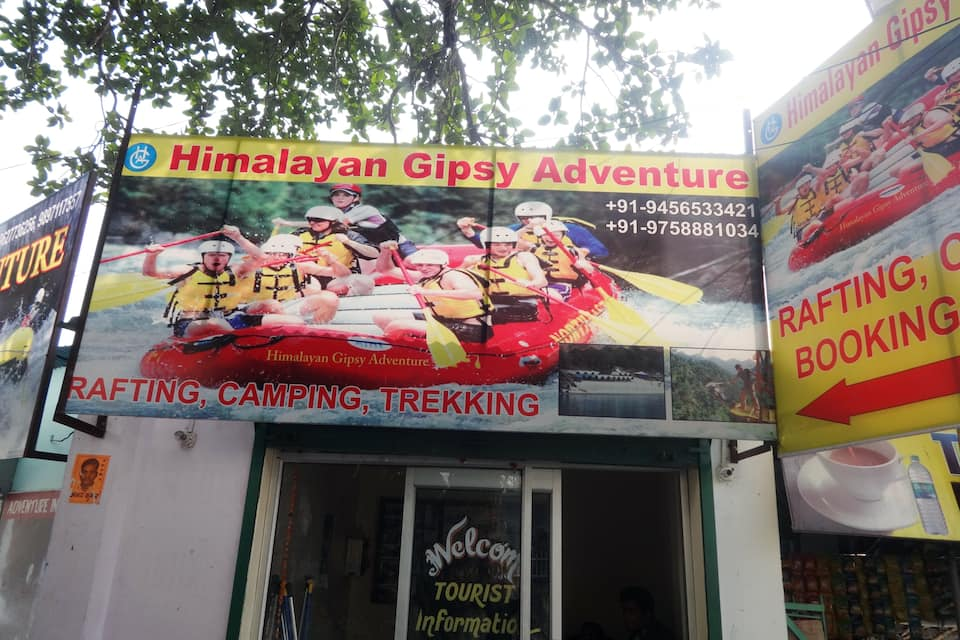 Himalaya Gipsy Adventure Camp