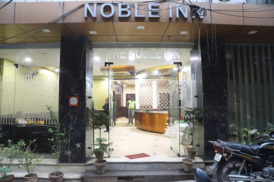 The Noble Inn, Paharganj, The Noble Inn