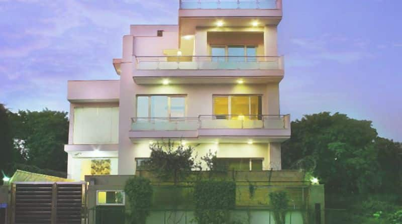 Perch Arbor - Golf Course Road, DLF Phase I, Perch Arbor - Golf Course Road