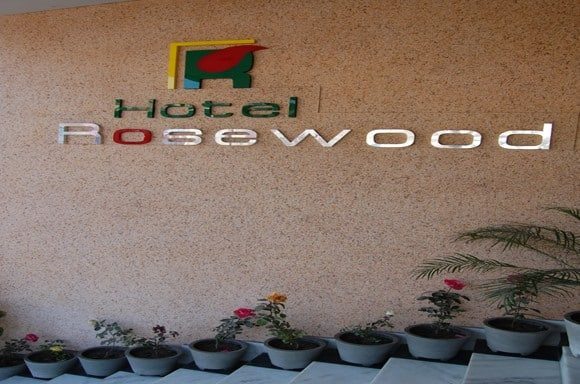 Hotel Rosewood, Walking Distance from Taj Maha, Hotel Rosewood