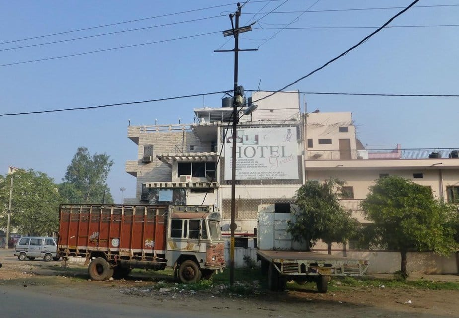 Hotel Grace, Station Road, Hotel Grace