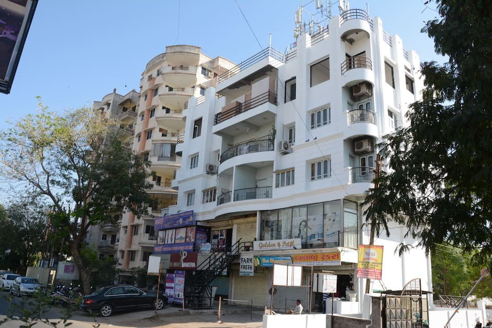 Yajmaan Service Apartment 2BHK - Y1