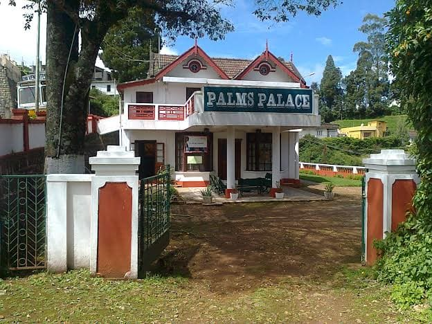 Healing Temple - Palms Palace, Coonoor Road, Healing Temple - Palms Palace