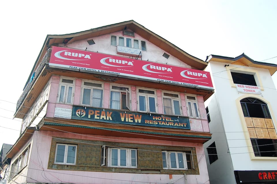 Peak View Guest House, Lal Chowk, Peak View Guest House
