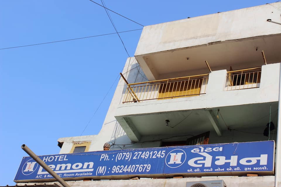Hotel Lemon, Memnagar, Hotel Lemon