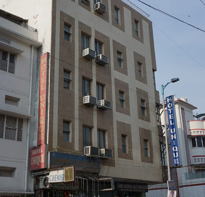 Hotel Unique, Karol Bagh, Hotel Unique