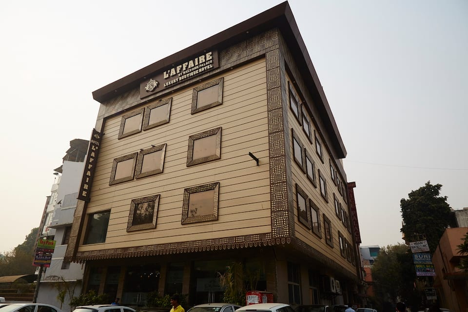 Hotel L'affaire, Karol Bagh, Hotel L'affaire