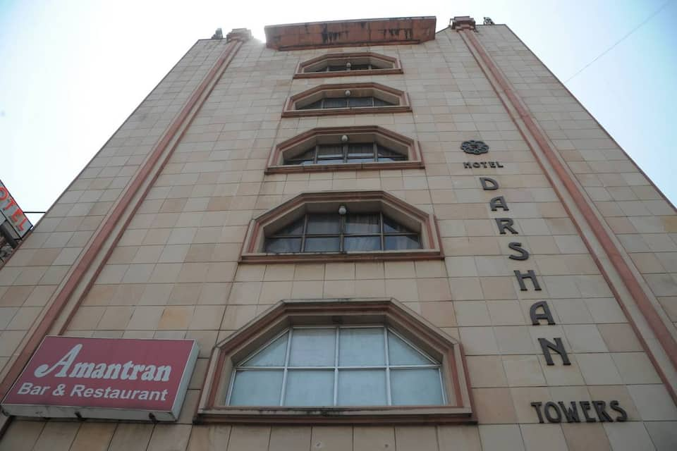Hotel Darshan Towers, Central Avenue, Hotel Darshan Towers