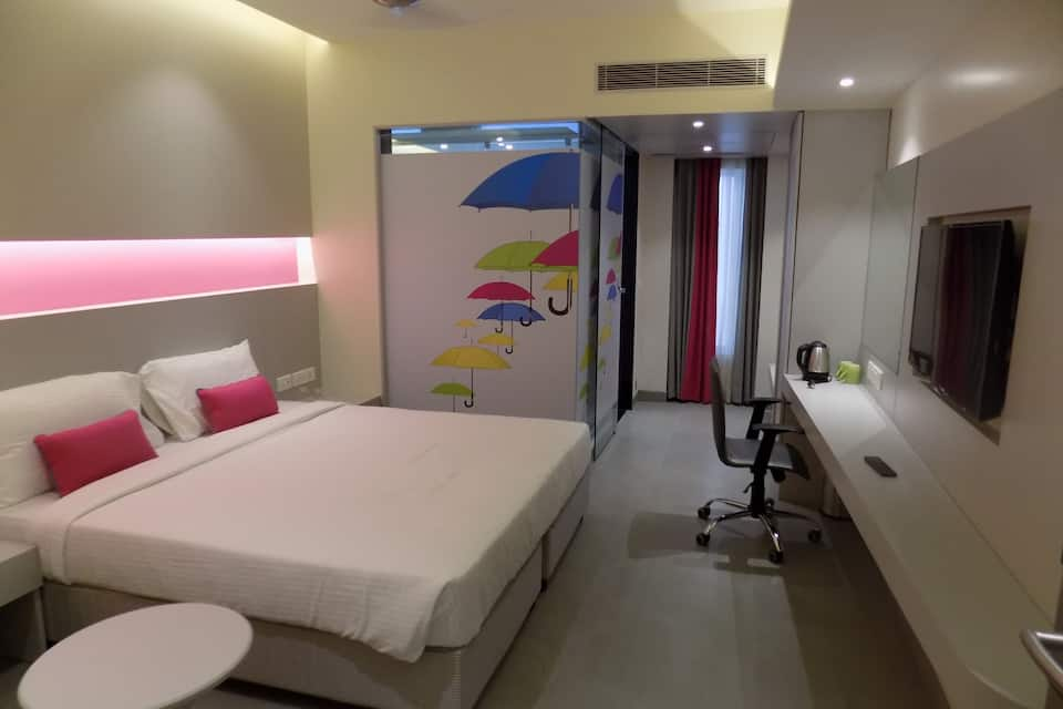 Vibe Hyderabad by GRT Hotels, Kukatpally, Vibe Hyderabad by GRT Hotels