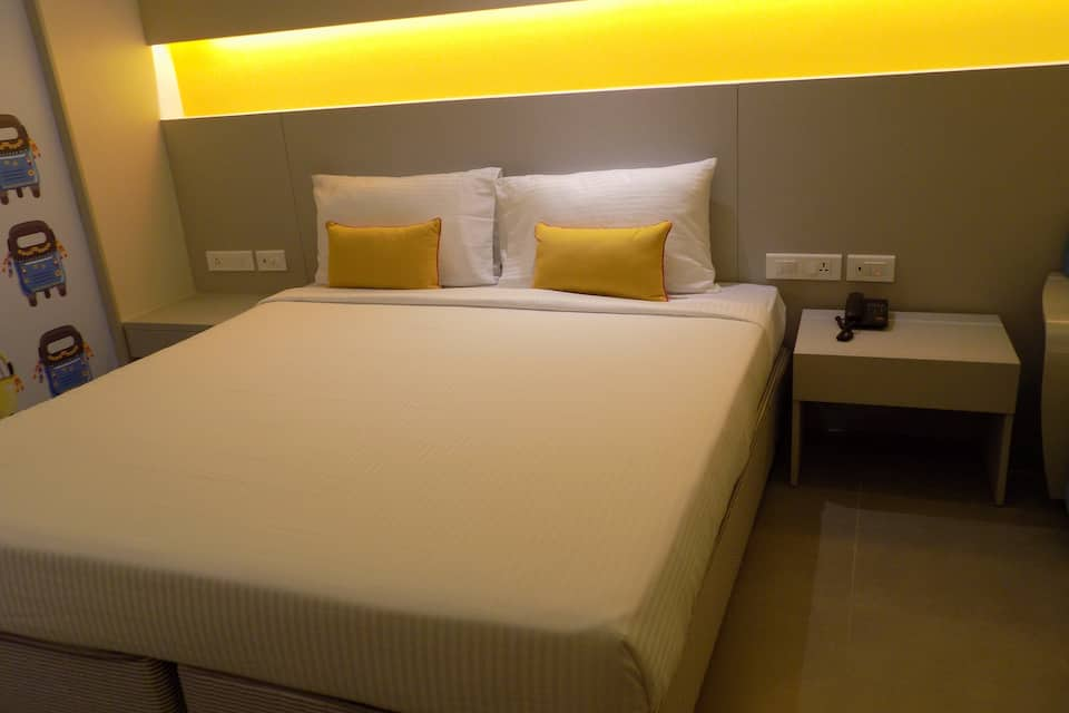 Vibe Hyderabad by GRT Hotels, Kukatpally, ZIBE Hyderabad by GRT Hotels