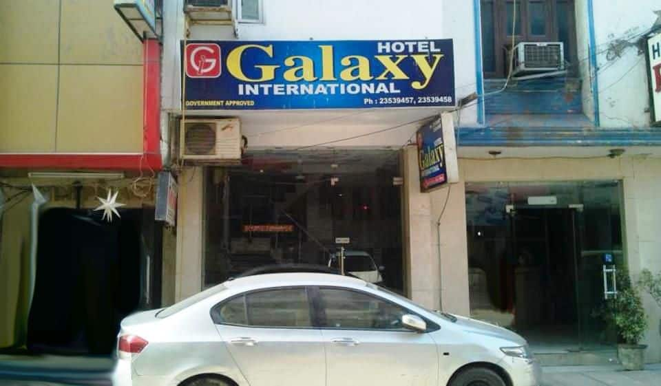 Hotel Galaxy International, Paharganj, Hotel Galaxy International