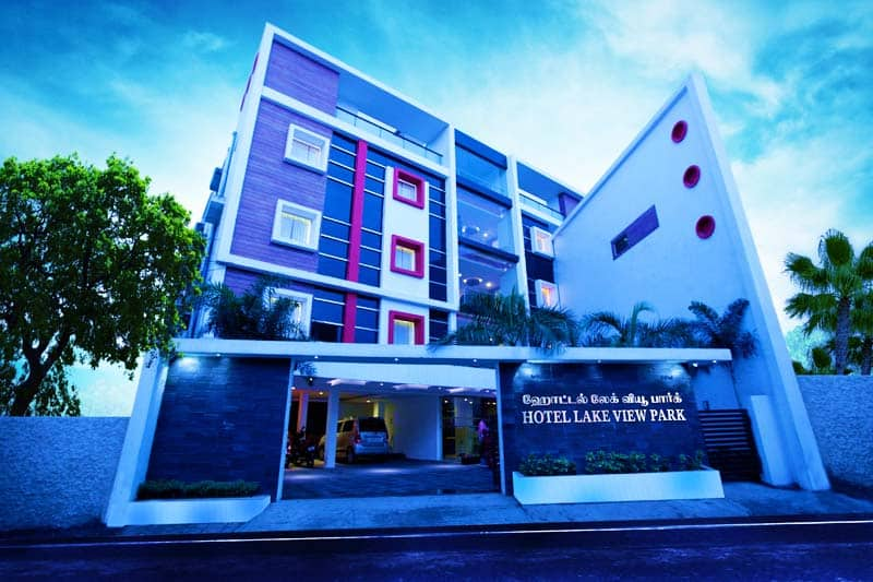 Hotel Lake View Park, West Mambalam, Hotel Lake View Park