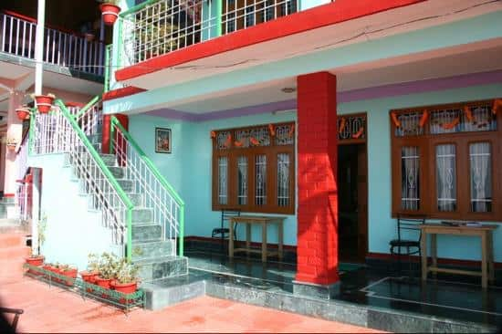 Jagatram Niwas Guest House, , TG Stays Bhagsu Waterfall