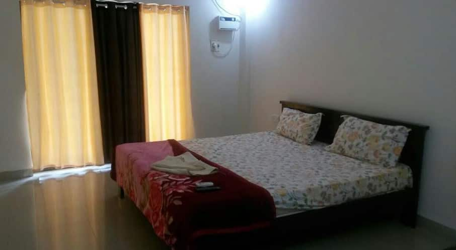 Lagoona Apartment, Calangute, TG Stays Calangute   Anjuna Road