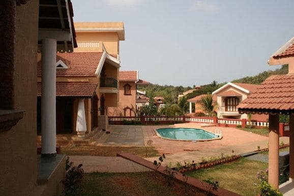 Bungalows Light House Goa, Bardez, TG Stays Fort Aguada