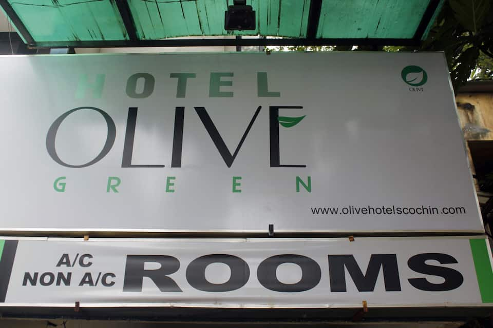 Hotel Olive Green, Ernakulam South Junction, Hotel Olive Green