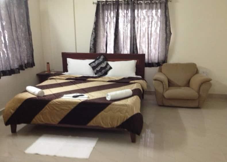 Nirmal Villa Kondapur in Hyderabad - Book Room /night