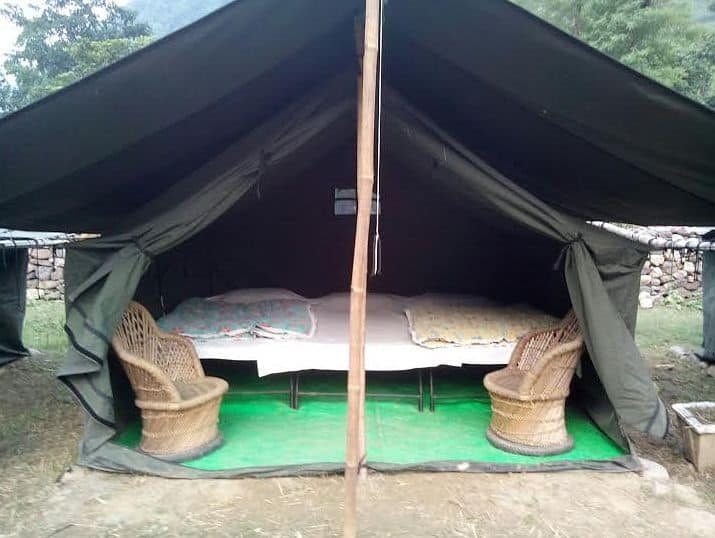 Camp Himalayan Rock, Shivpuri, Camp Himalayan Rock