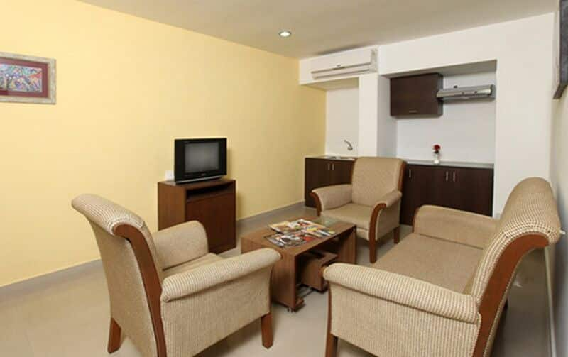 Bluivy Serviced Apartments Korattur, , TG Stays 11th Street East Avenue