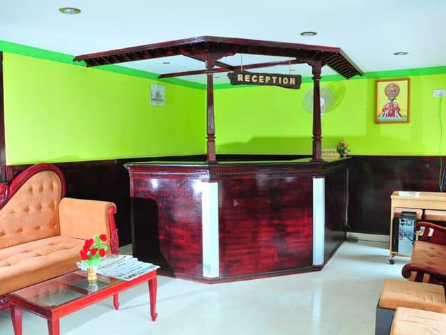 Hotel Sithara International, Kumily, Hotel Sithara International