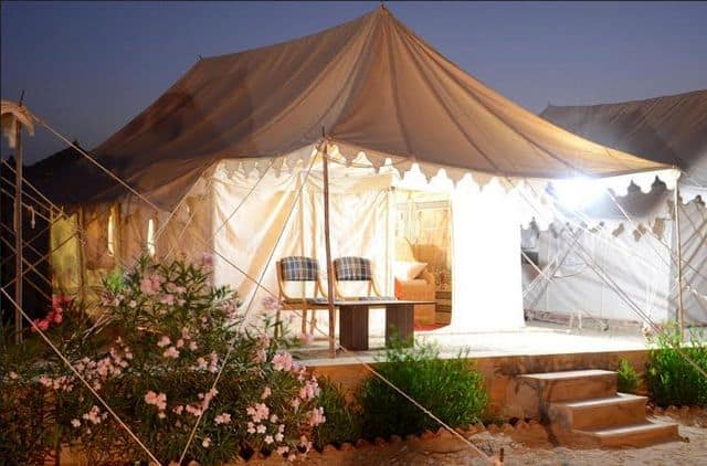 Desert Drem Royal Camp, Hanuman Circle, Desert Drem Royal Camp