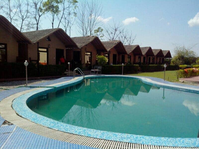 Jungle View Resort, Dhela, Jungle View Resort