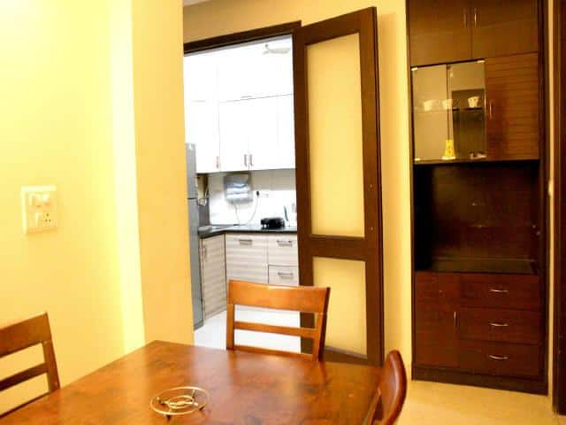 Olive Service Apartments Saket, Saket, TG Stays Saket Mandir Road