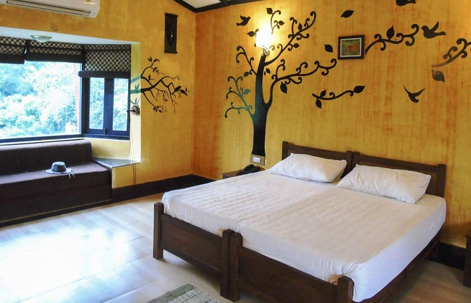 Corbett Machaan Resort, Teda, Corbett Machaan Resort