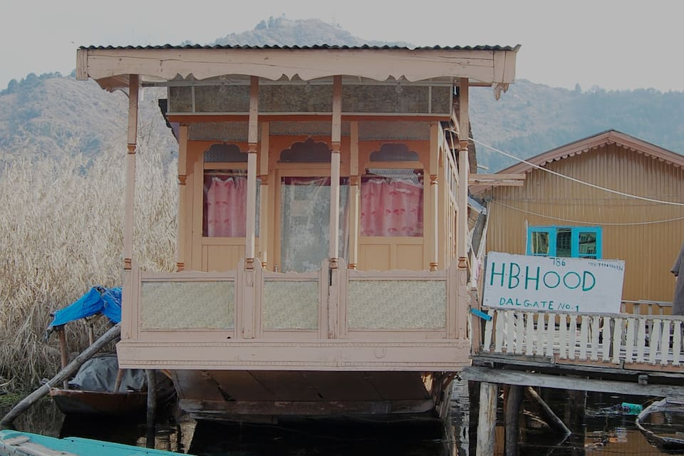 New Hood Houseboat, Dal Lake, New Hood Houseboat