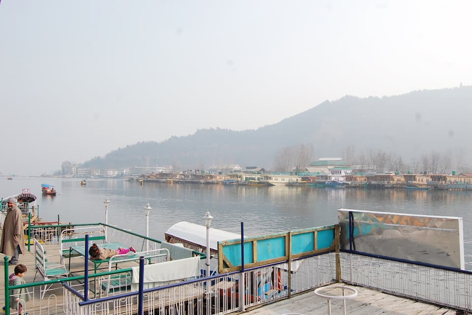 New Moon Houseboat, Dal Lake, New Moon Houseboat