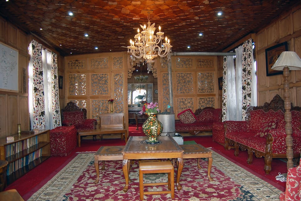 Royal Orchid House Boat, Dal Lake, Royal Orchid House Boat