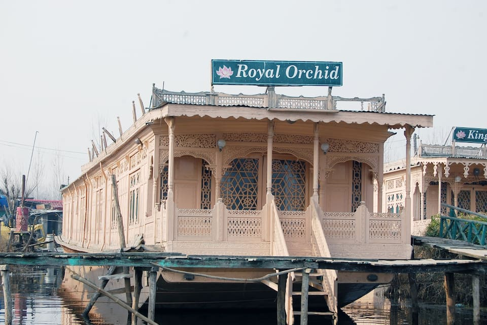 Royal Orchid House Boat