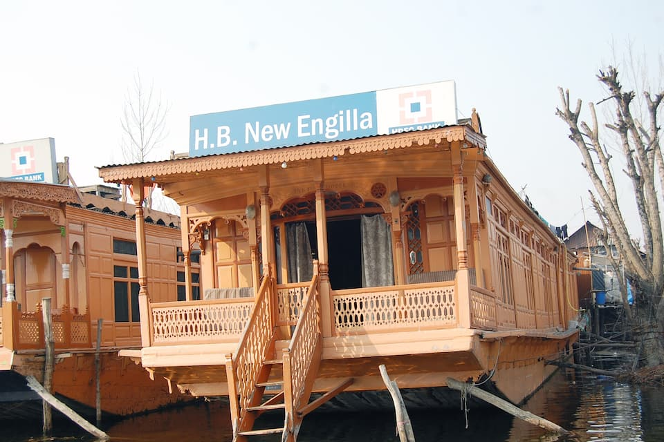 New Engilla Houseboat