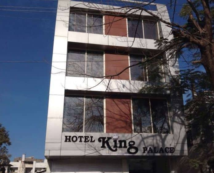 Hotel King Palace, Dewas Road, Hotel King Palace
