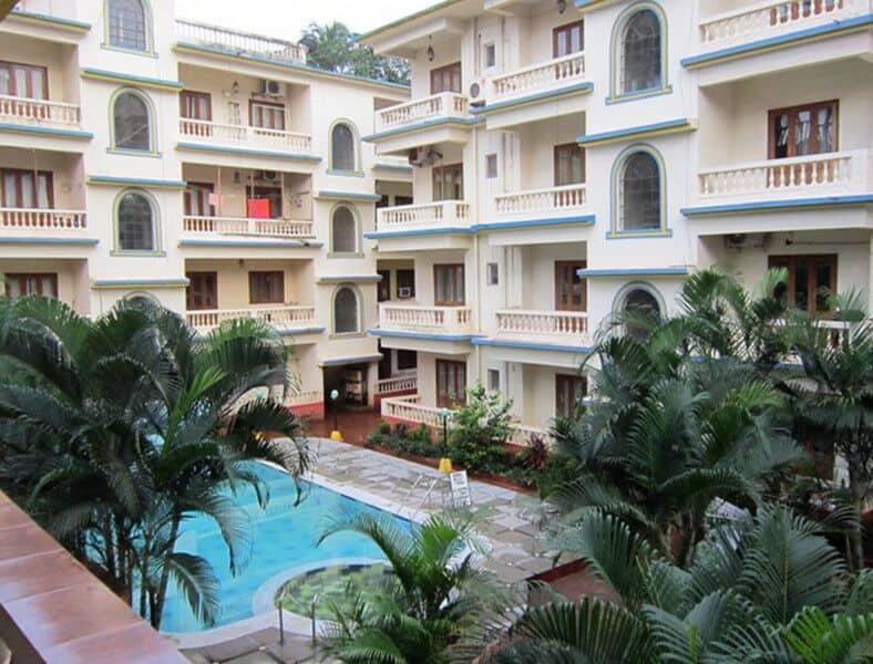Lime Holiday Service Apartment, Calangute, Lime Holiday Service Apartment