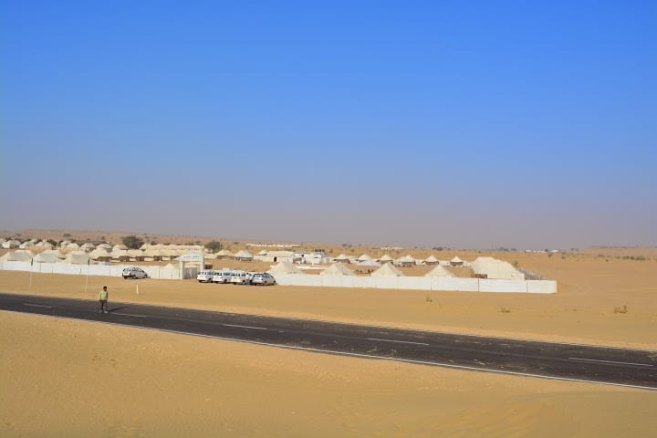 Camp Oasis India by Akupara, Sam Sand Dune, Colonel's Camp Oasis India