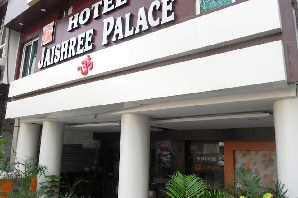Hotel Jaishree Palace, MP Nagar, Hotel Jaishree Palace